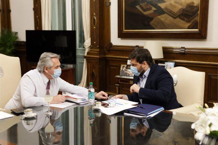 Desde el Frente de Todos anticiparon que Fernández hará anuncios económicos esta semana