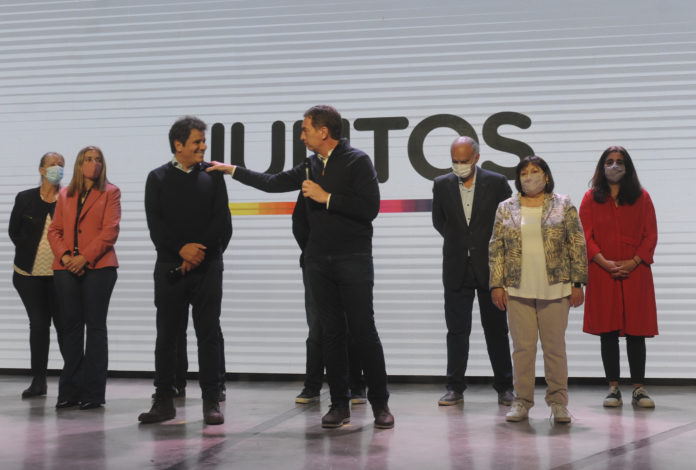 Primeros cómputos: Juntos unido le gana a Todos en la Provincia