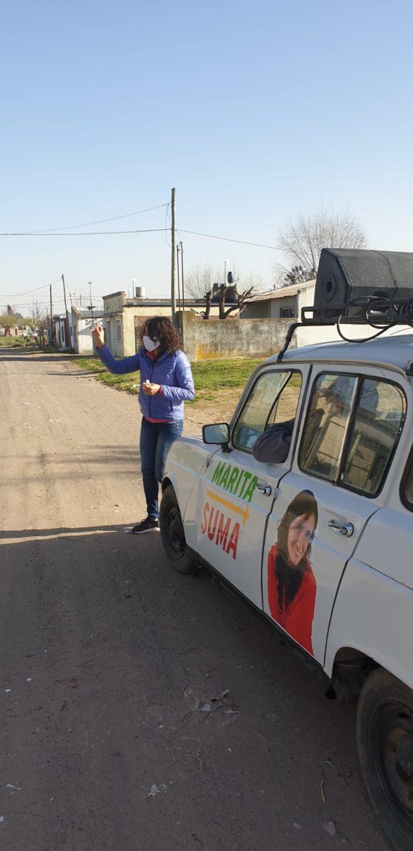 Bragado: Gelitti, candidata de Santilli, podría ganarle a postulante del intendente