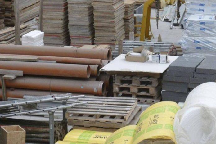 La venta de insumos para la construcción aumentó 5,5% en septiembre