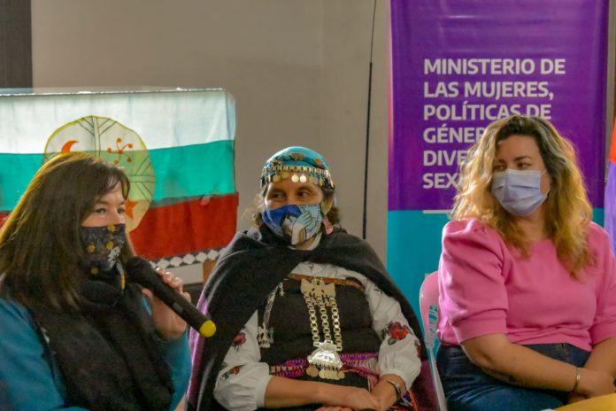 Estela Díaz participó del Parlamento Provincial de Mujeres Originarias