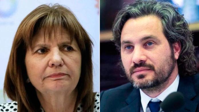 A la polémica entre Mauricio Macri y Santiago Cafiero se sumó Patricia Bullrich.