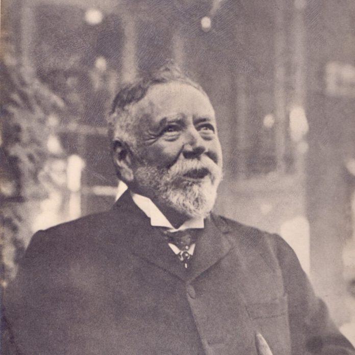Dardo Rocha gobernó solo tres años, pero hizo una inmensa cantidad de obras públicas.