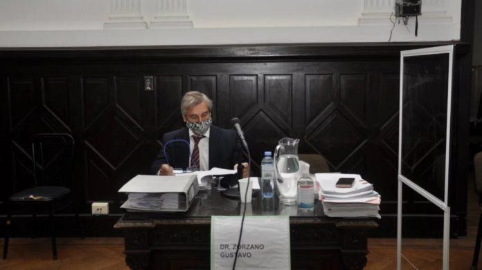 El fiscal del Ministerio Público, Gustavo Zorzano. (La Nueva)