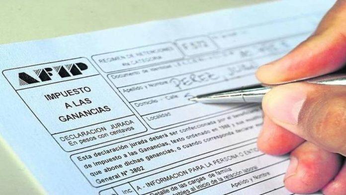 La modificación del impuesto comenzará a regir con los salarios de setiembre que se pagan en octubre próximo.