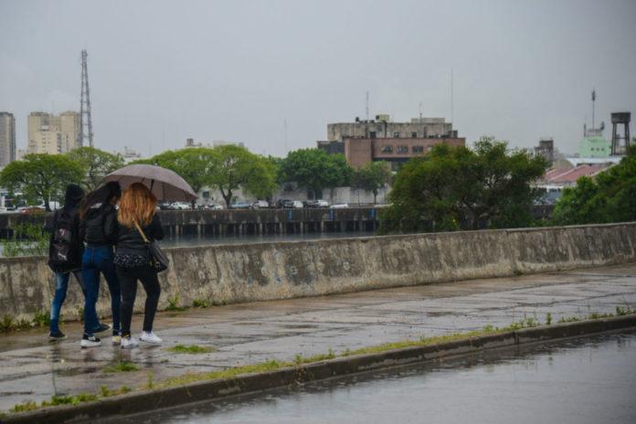 """Alerta """"amarilla"""" y avisos por tormentas en toda la provincia de Buenos Aires"""