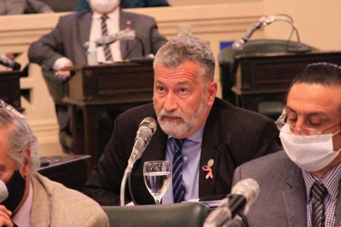 El diputado Miguel Arias fue baleado la noche del 26 de agosto.