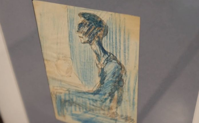 Un dibujo de Picasso perdido hace casi 100 años reaparece en una subasta