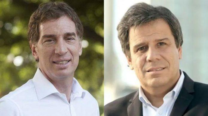 """Diego Santilli afirmó que tiene """"buena relación"""" con su contrincante en las PASO, Facundo Manes."""