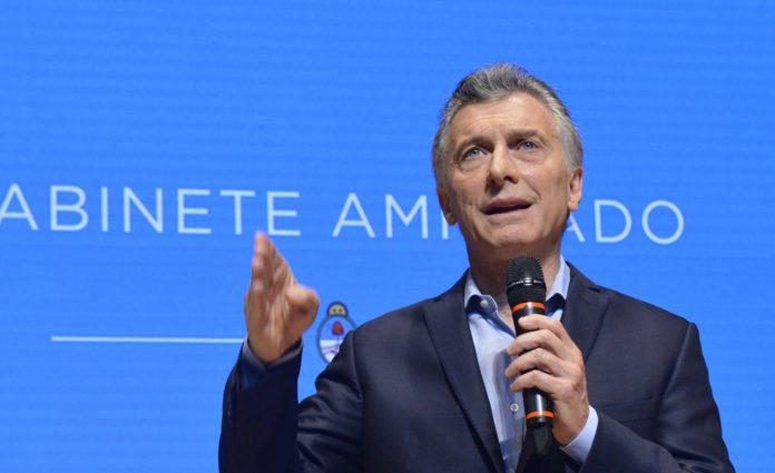 """Macri apuntó contra Aníbal Fernández y pidió """"que la Justicia actúe"""""""