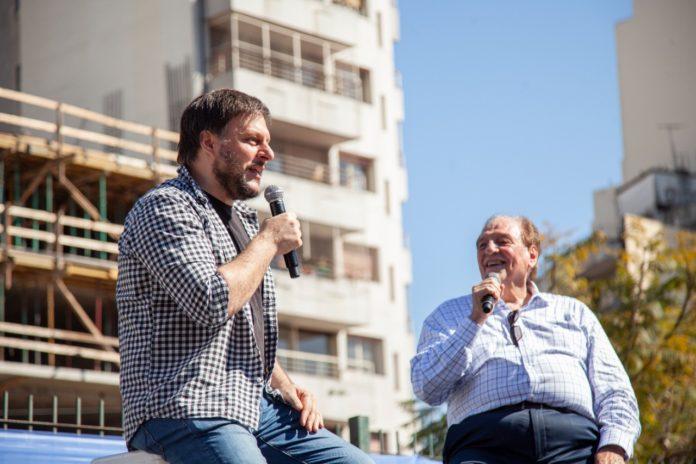"""Santoro se apartó de los dichos de Aníbal Fernández: """"No me gustó"""""""