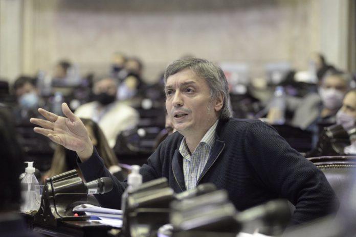 """Máximo Kirchner acusó a la oposición de buscar extorsionar con un """"pliego de condiciones"""""""