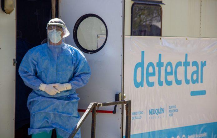 Coronavirus: confirman 331 nuevos casos y 15 muertes en las últimas 24 horas