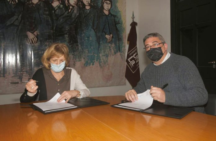 Provincia trabajará con la UNLa en investigación para la producción de alimentos