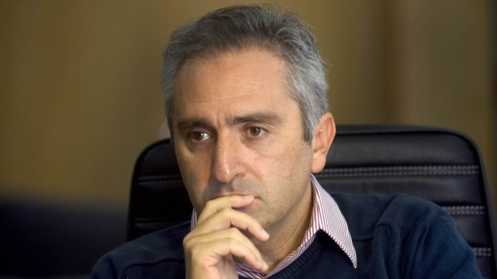 """""""La gente nos sigue diciendo que quiere volver a 2015"""", afirma Andrés """"Cuervo"""" Larroque."""