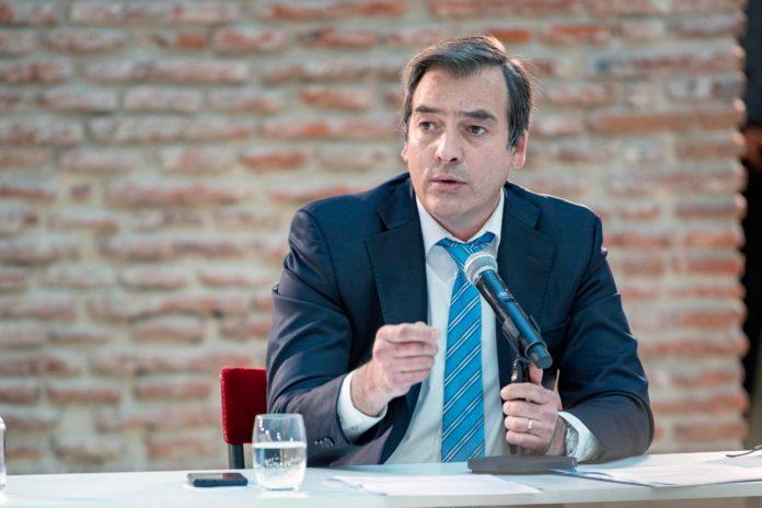 """Soria dijo que Macri tiene a """"la Legislatura de Larreta"""" para """"garantizar su impunidad"""""""