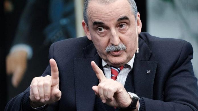 """Moreno: """"Este es un gobierno socialdemócrata, no saben dónde tienen la nariz""""."""