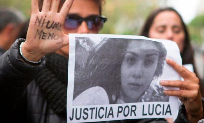 Lucía Pérez (16) fue violada y asesinada el 8 de octubre de 2016.