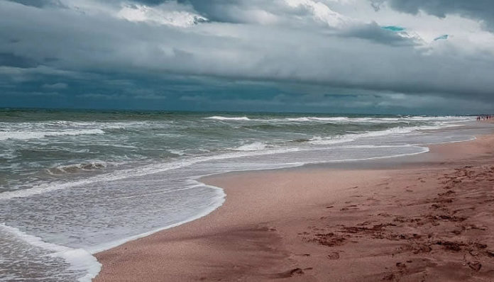 Prevén fuertes vientos en la costa bonaerense entre San Clemente y Miramar.